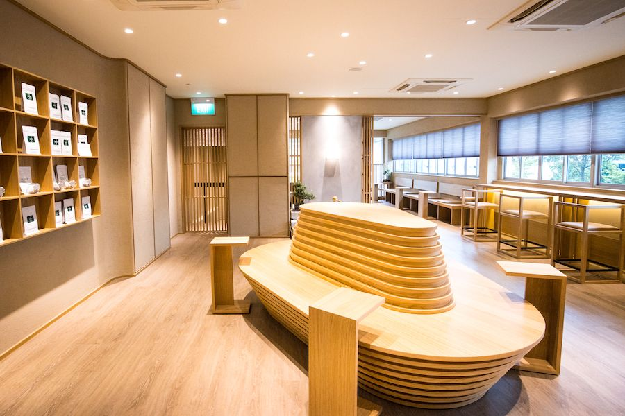 Suzuki Gourmet Coffee ? Find Your Zen At Kyoto-Inspired Japanese Teahouse Hidden At Boon Lay