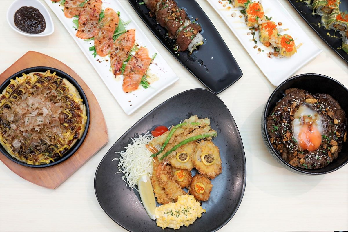 Tsuta Japanese Dining – Brand-NEW Concept At 313@Somerset With $6 UNI Sushi Cone, Crab Ramen, Salted Egg Sushi Roll And Wagyu Beef Don