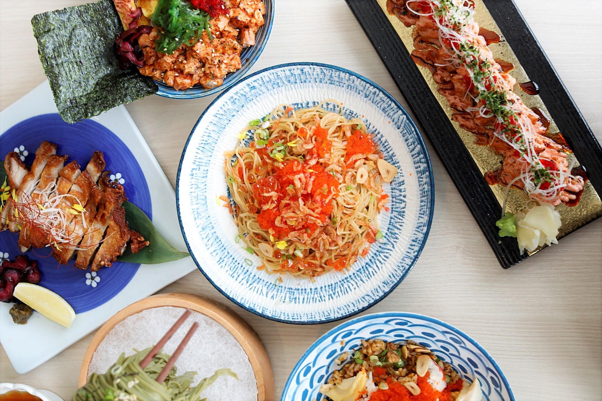 Gaku Sushi Bar – Hidden Japanese Restaurant At Pasir Ris With Inexpensive King Salmon Donburi, Sashimi, Sushi And More