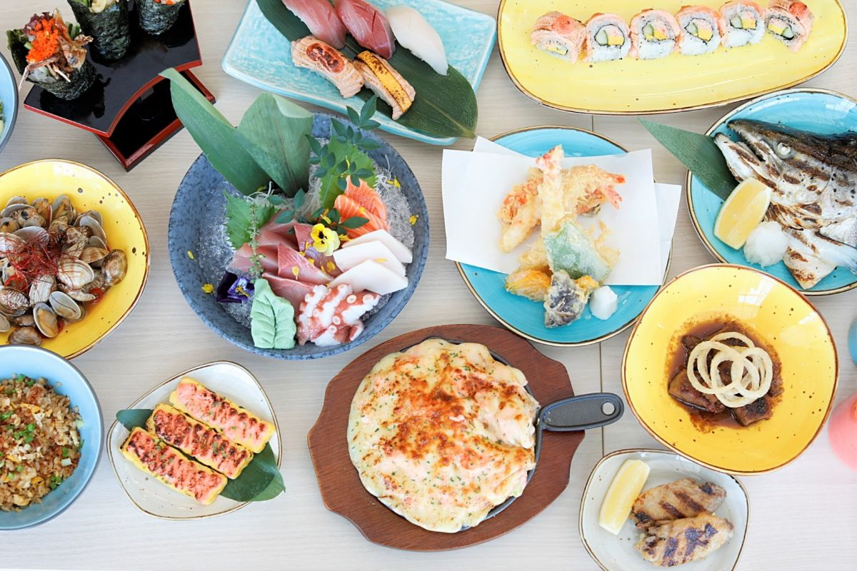 SENSHI – Japanese Àla Carte Buffet With Fresh Sashimi, Tempura, Sushi Rolls & More At $38++. Mum Dines FREE With Every 3 Paying Adult For May