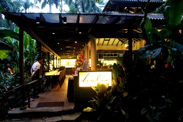 Halia Restaurant Dining In The Botanic Gardens Danielfooddiary Com
