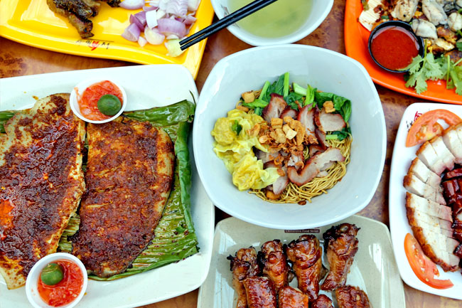 80 Singapore Hawker Food And Their Calories – DanielFoodDiary.com