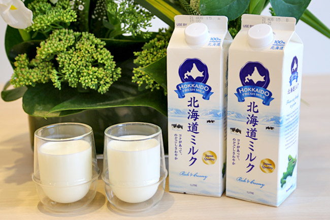 Hokkaido Fresh Milk – Rich, Creamy Japanese Freshness Now In