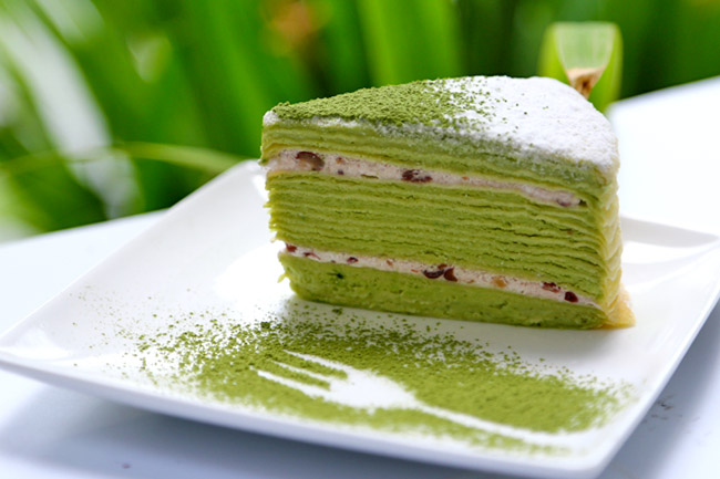 matcha crepe cake 14 gorgeous mille cr 234 pe cakes in singapore them 5742