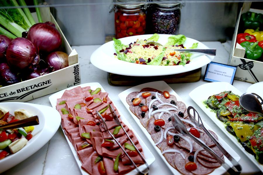 21 On Rajah – Mediterranean Cuisine, Asian Delights, Halal-Certified Buffet  – DanielFoodDiary.com