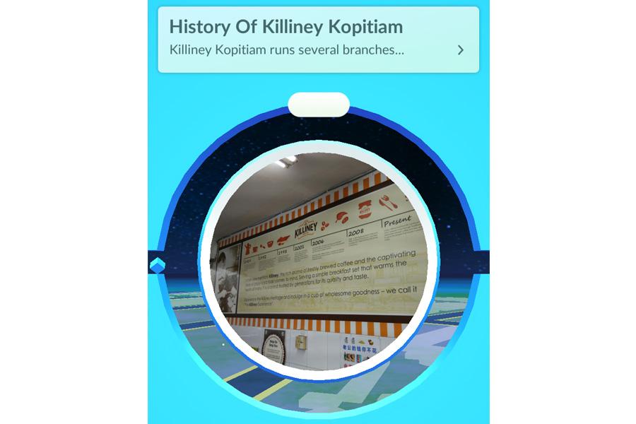 20 Cafes & Restaurants In Singapore with Pokéstops! Pokémon