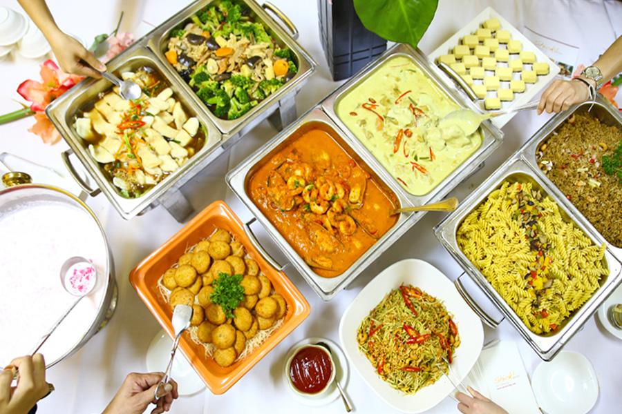 Halal Thai Food Catering Singapore