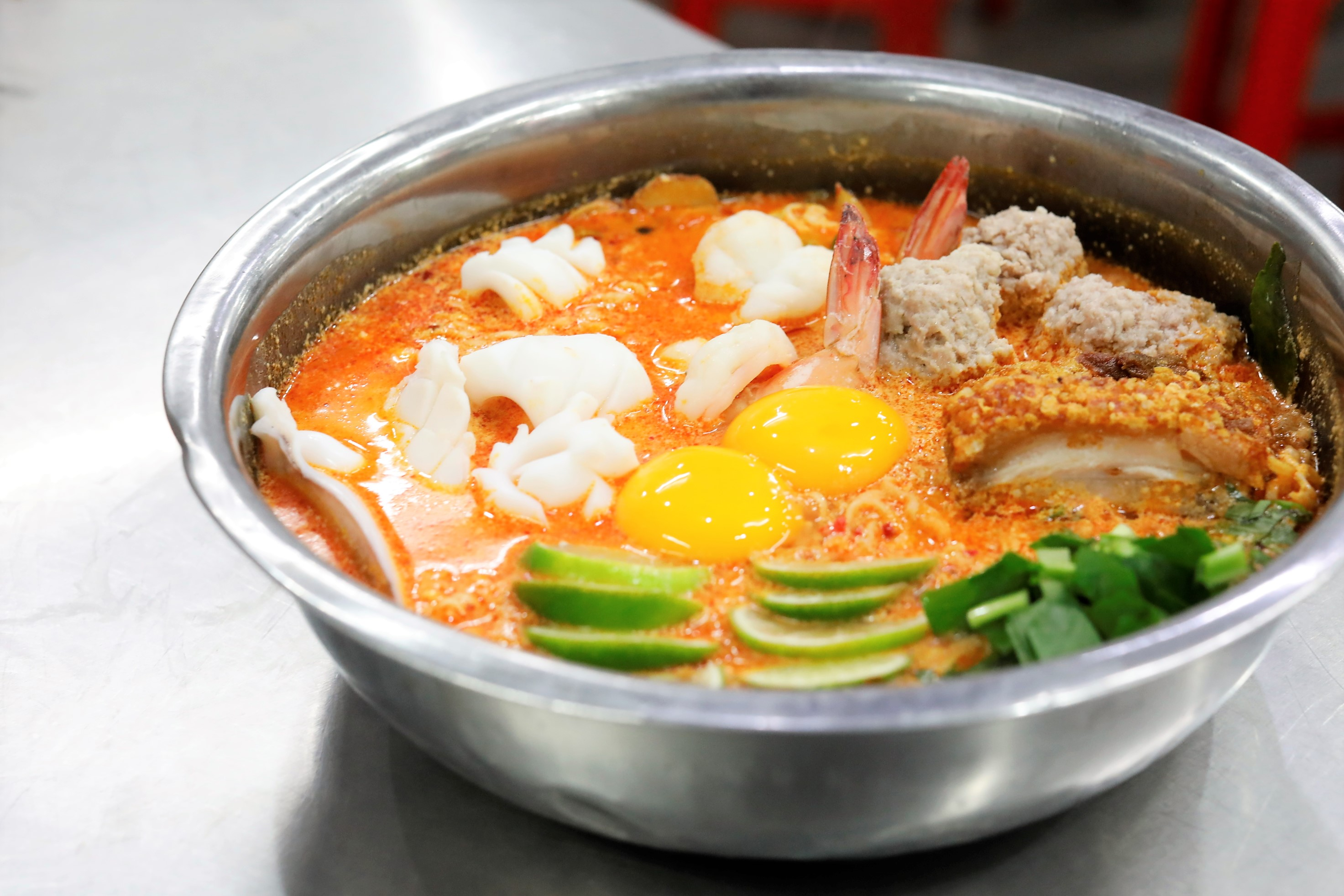 Jeh O Chula – Bangkok's Favourite Supper Place With Famous