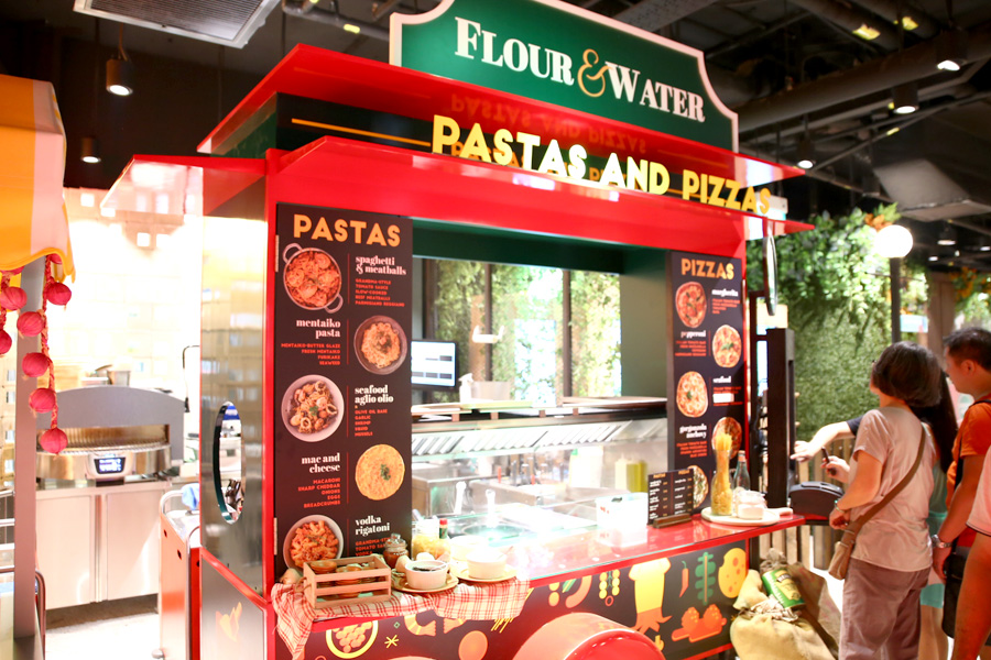 Picnic Singapore – 1st Garden Themed Food Hall At Wisma ...