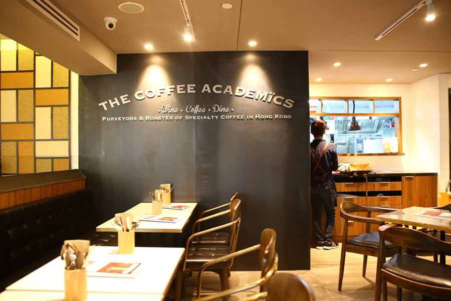 The Coffee Academics 2nd Outlet In Singapore At Raffles City Danielfooddiary Com