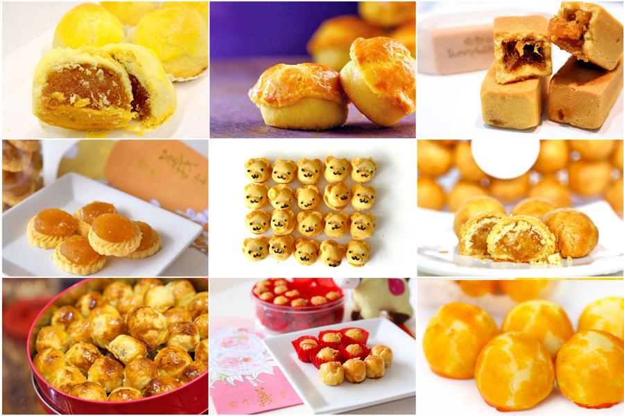Best Pineapple Tart Recipe Singapore Dandk Organizer