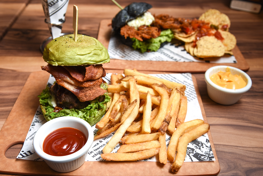 I AM… – Popular Halal Cafe Opens At Our Tampines Hub. Oh, Matcha Burger –  DanielFoodDiary.com