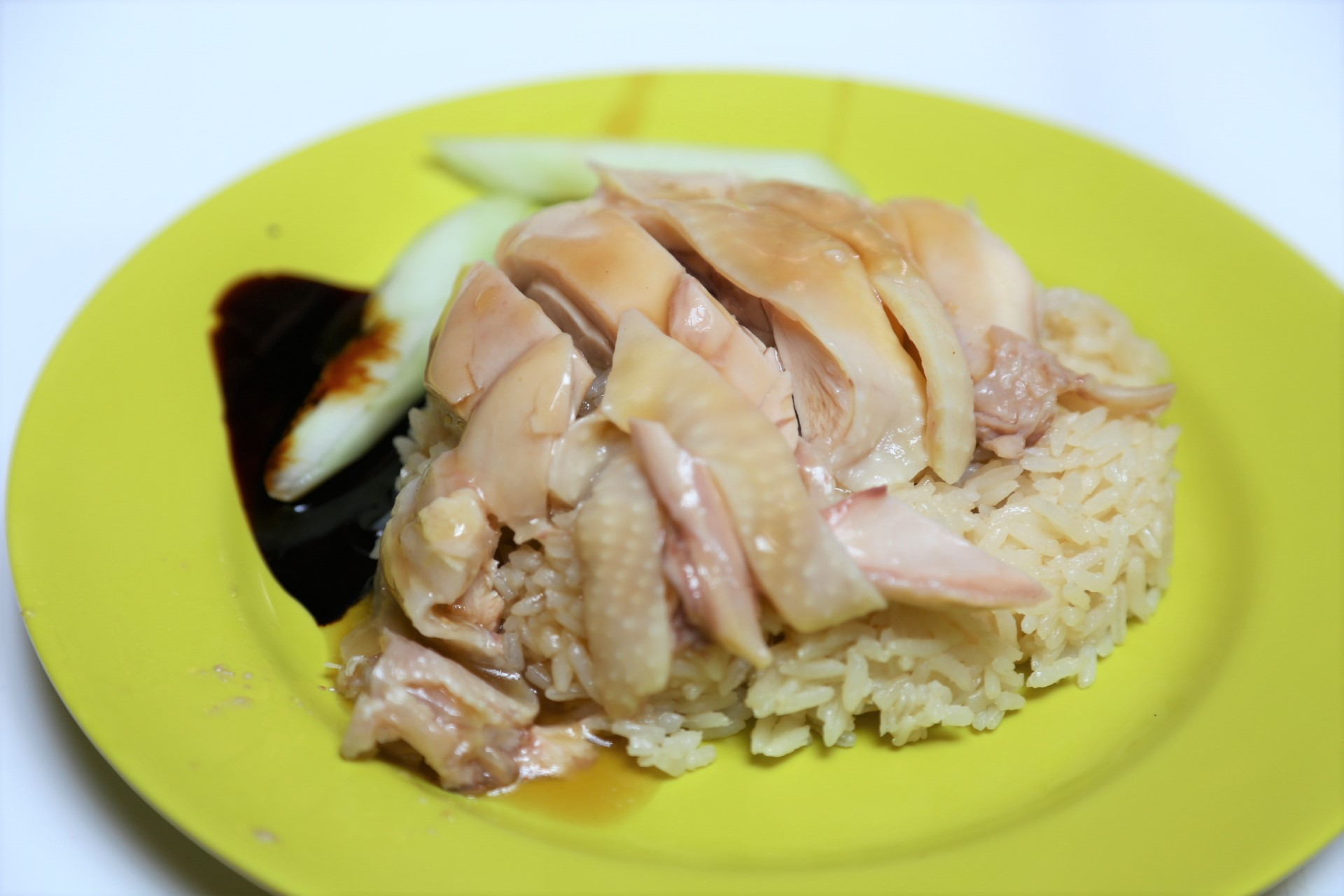 Tian Tian Hainanese Chicken Rice Singapore S Famed Chicken Rice Stall At Maxwell Food Centre With Michelin Bib Gourmand Danielfooddiary Com