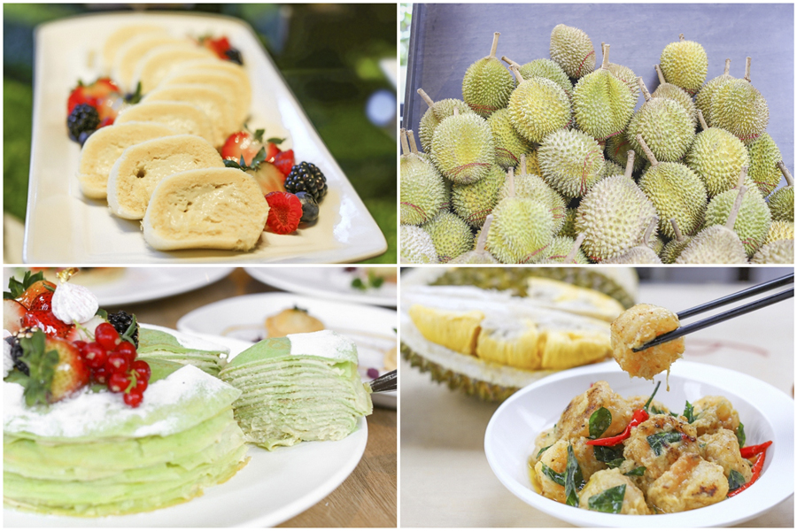 Lime Restaurant – The Ultimate Durian Buffet With Durian