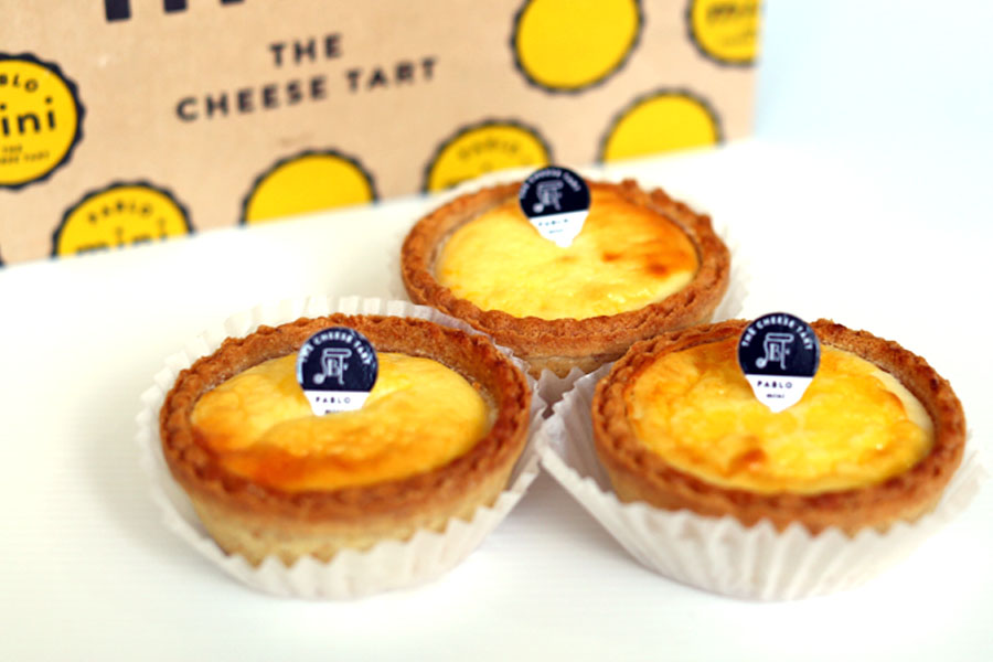 Closed] Pablo Cheese Tart Café Singapore – Famous Japanese