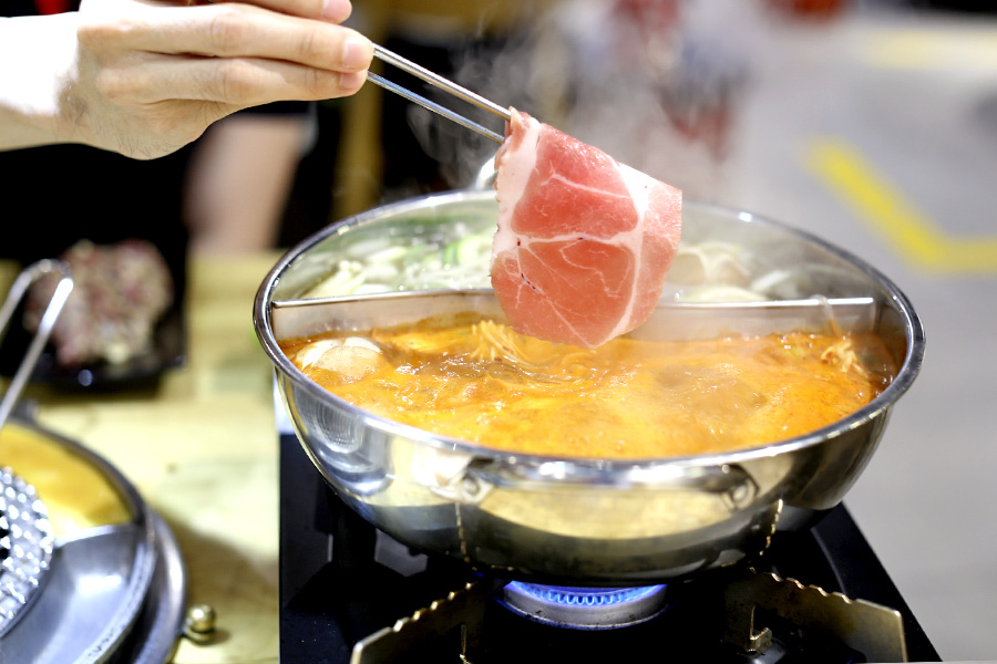 SEORAE – Korean Charcoal BBQ Restaurant At Jem, With 2-in-1