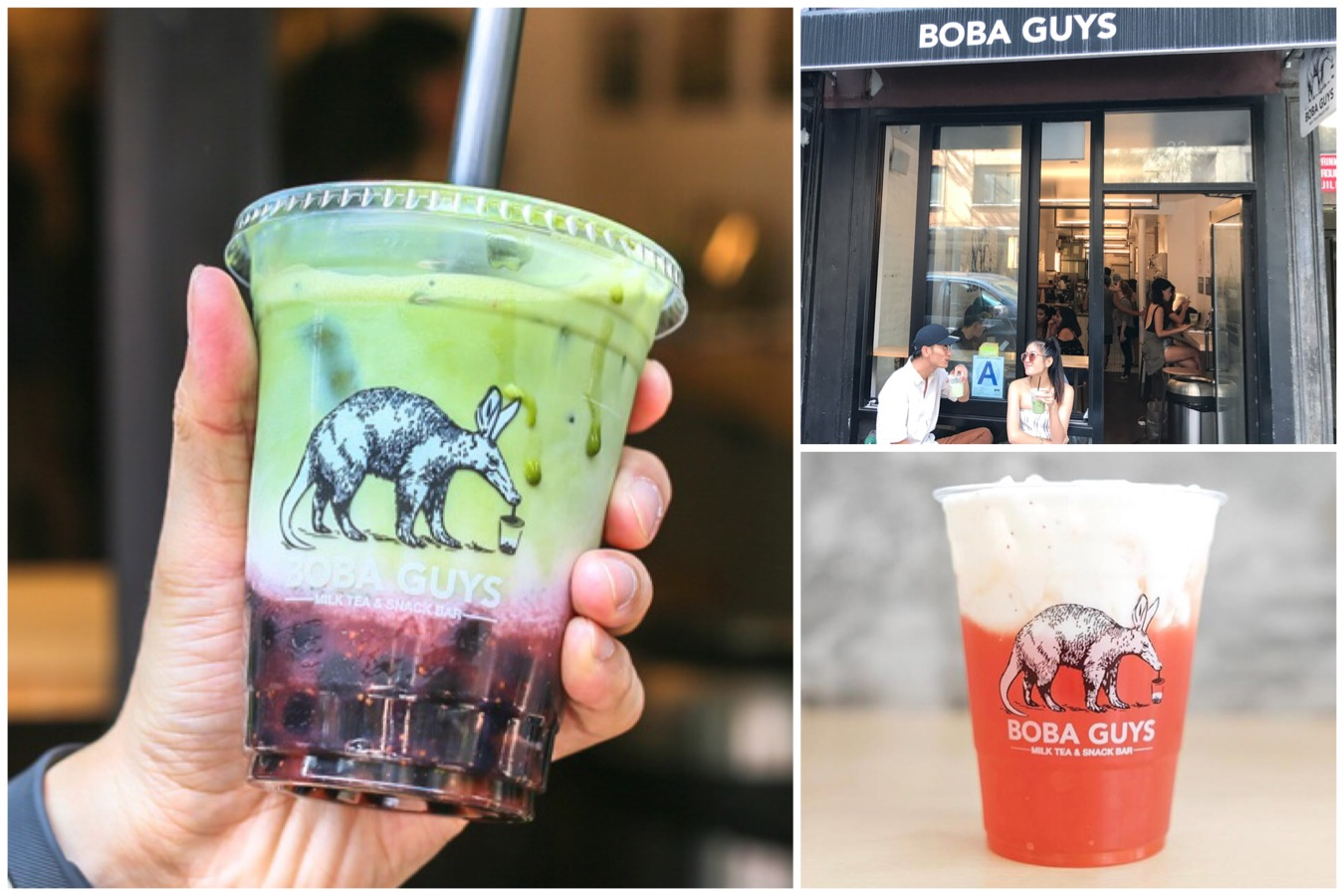 Boba Guys – Popular & Instagrammable Bubble Tea Which Use