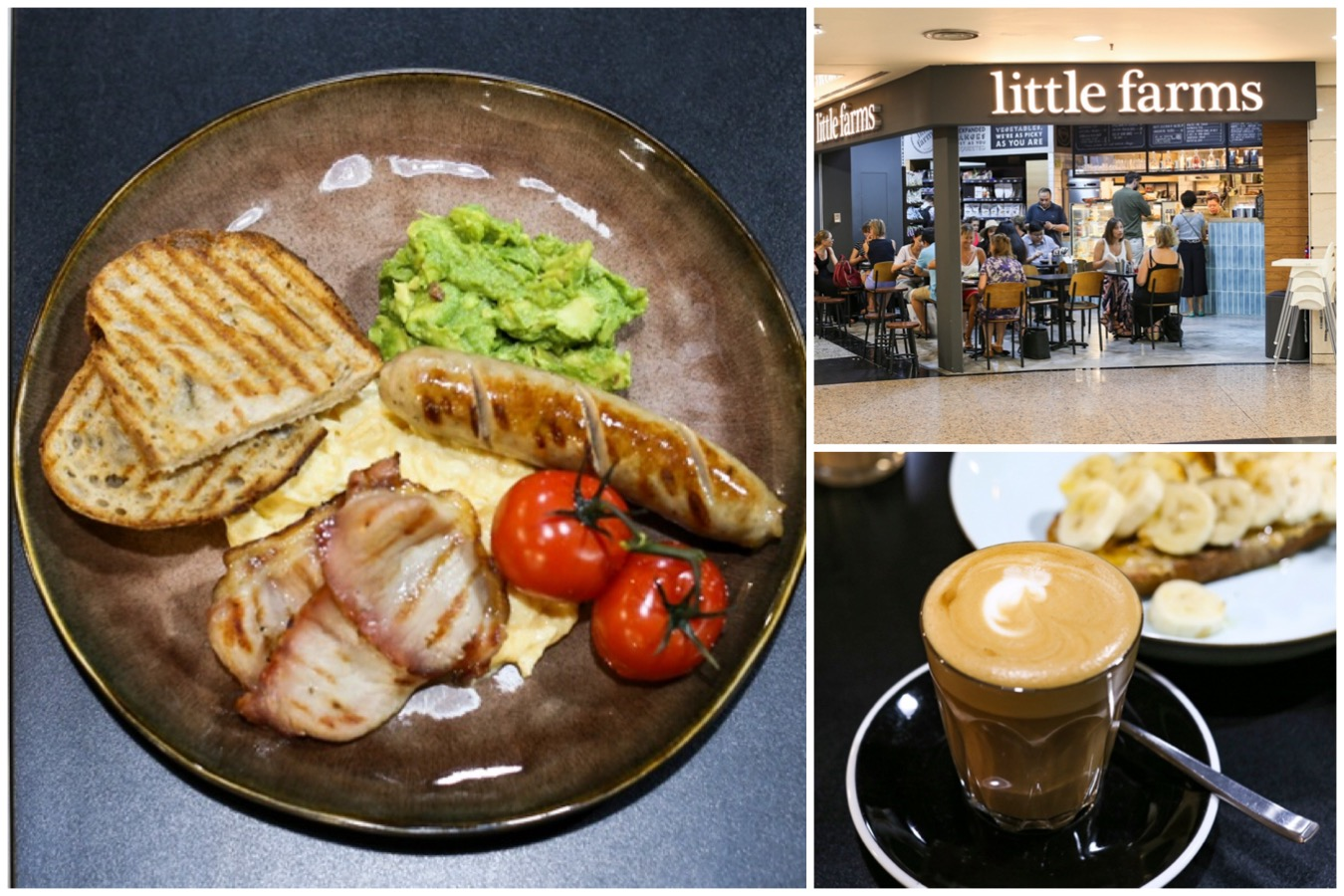 Little Farms Cafe All Day Breakfast And Brunch Made With Fresh Produce At River Valley Danielfooddiary Com