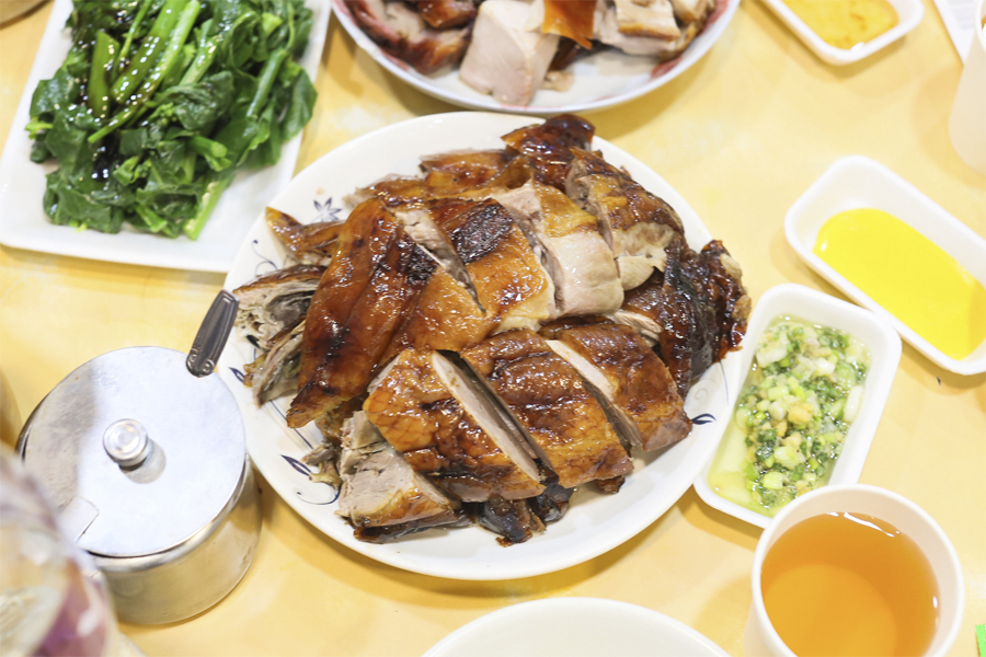 Joy Hing Roasted Meat 再興燒臘飯店 – One Of The Best Char