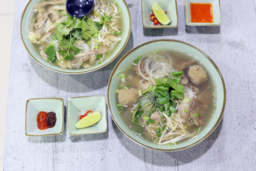 Signs A Taste Of Vietnam Pho – Vietnamese Eatery Opened By