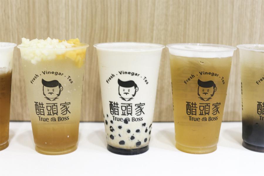 True Boss 醋頭家 – Popular Fruit Vinegar Tea Shop From