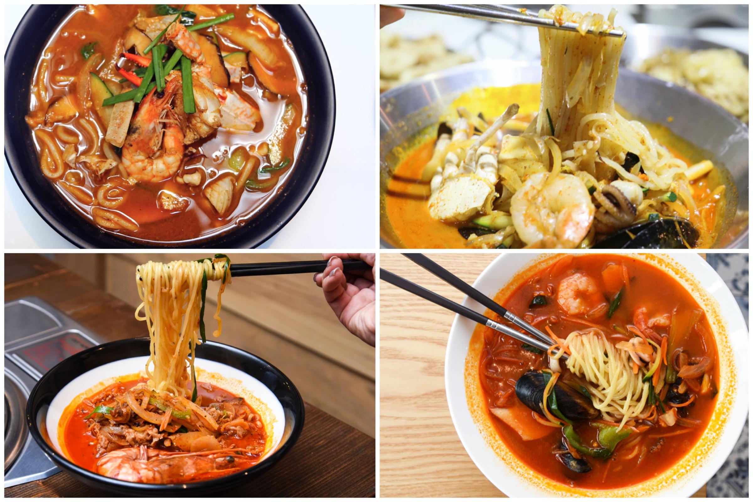 6 Best Korean Restaurants For Jjamppong Noodles In Singapore For
