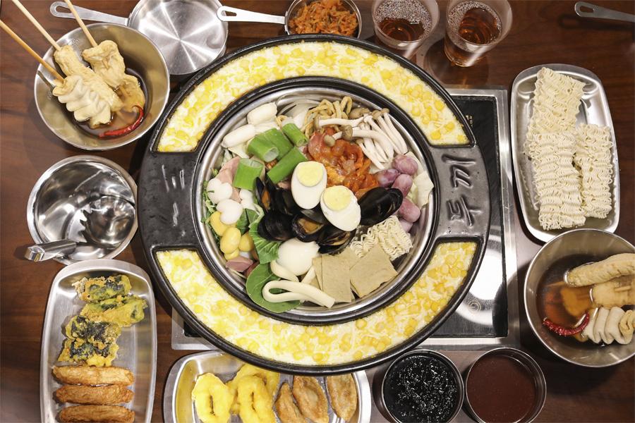 Dookki Korean Tteokbokki Hotpot Buffet At Clementi Mall At