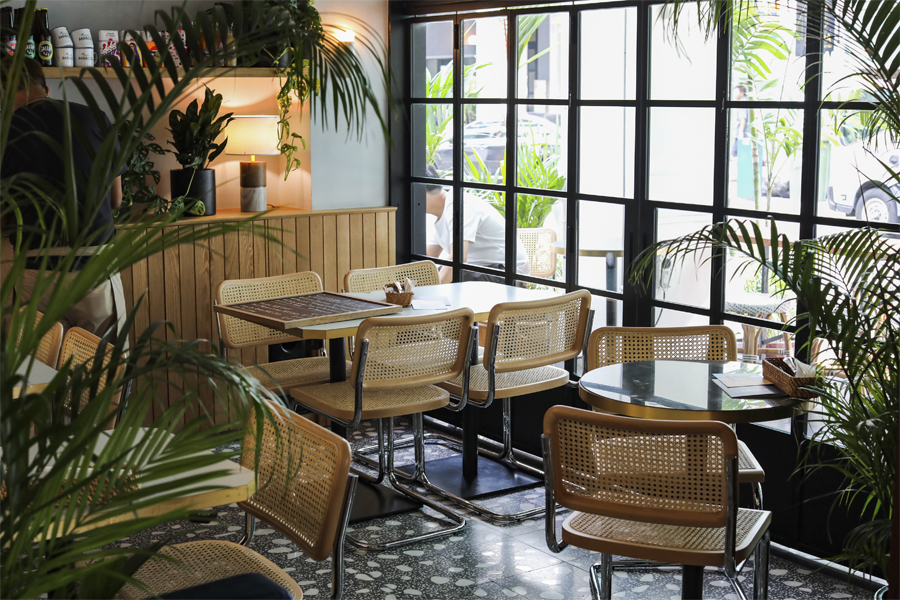 Merci Marcel – Beautifully Chic French Social Dining Place