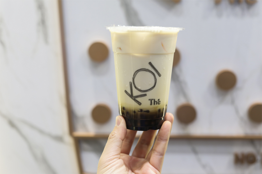 20 Brown Sugar Milk Drinks In Singapore – From Tiger Sugar