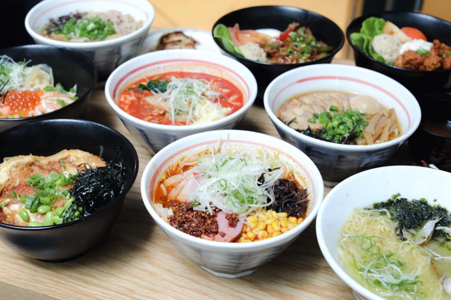 Ichikokudo Hokkaido Ramen 1st Halal Hokkaido Ramen Donburi Restaurant In Singapore At Suntec City Danielfooddiary Com