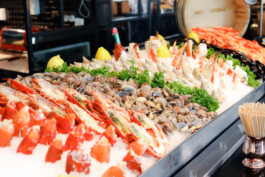 Lime – Most Indulgent Christmas Buffet, Just Check Out All