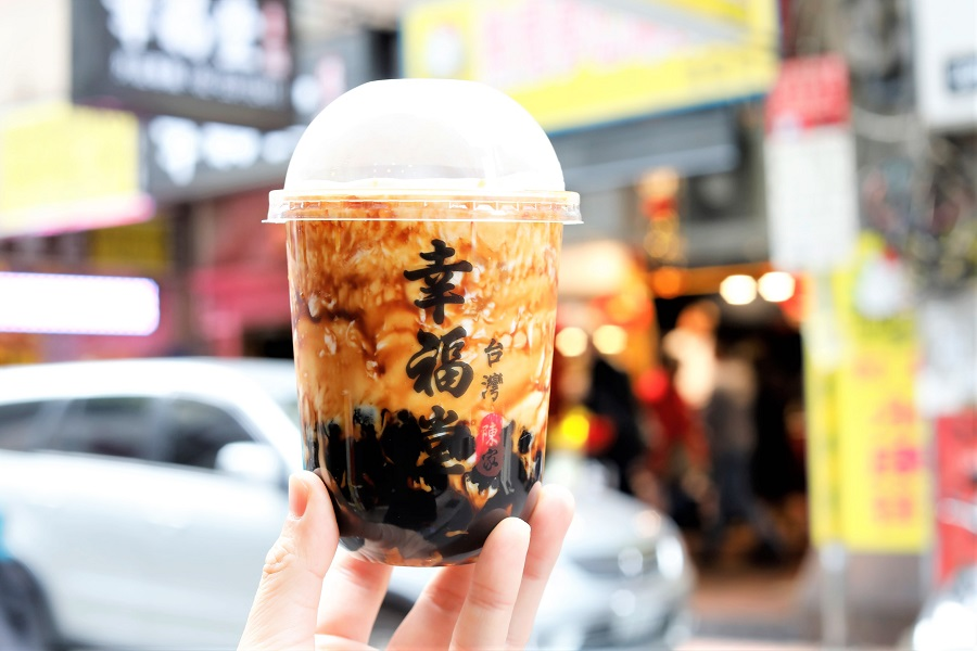 Xing Fu Tang 幸福堂 – Popular Brown Sugar Bubble Milk From