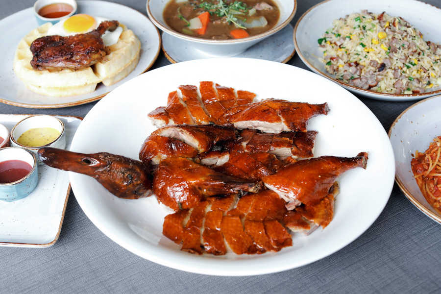 Duckland – Singapore's 1st Roast Duck & Duck Delicacies