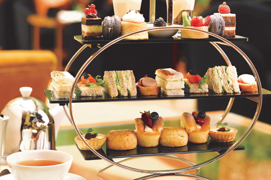 10 Afternoon Tea & Weekend Brunch Places in Singapore, Some