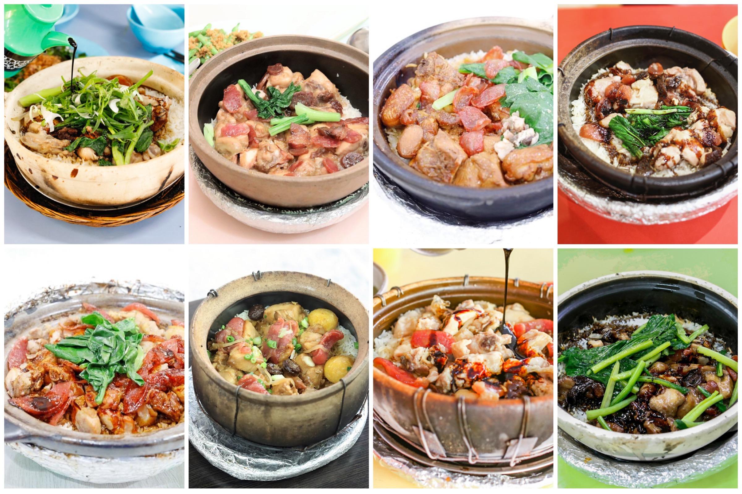 claypot rice singapore 2 Must-Try Claypot Rice In Singapore – From Lian He Ben Ji, New