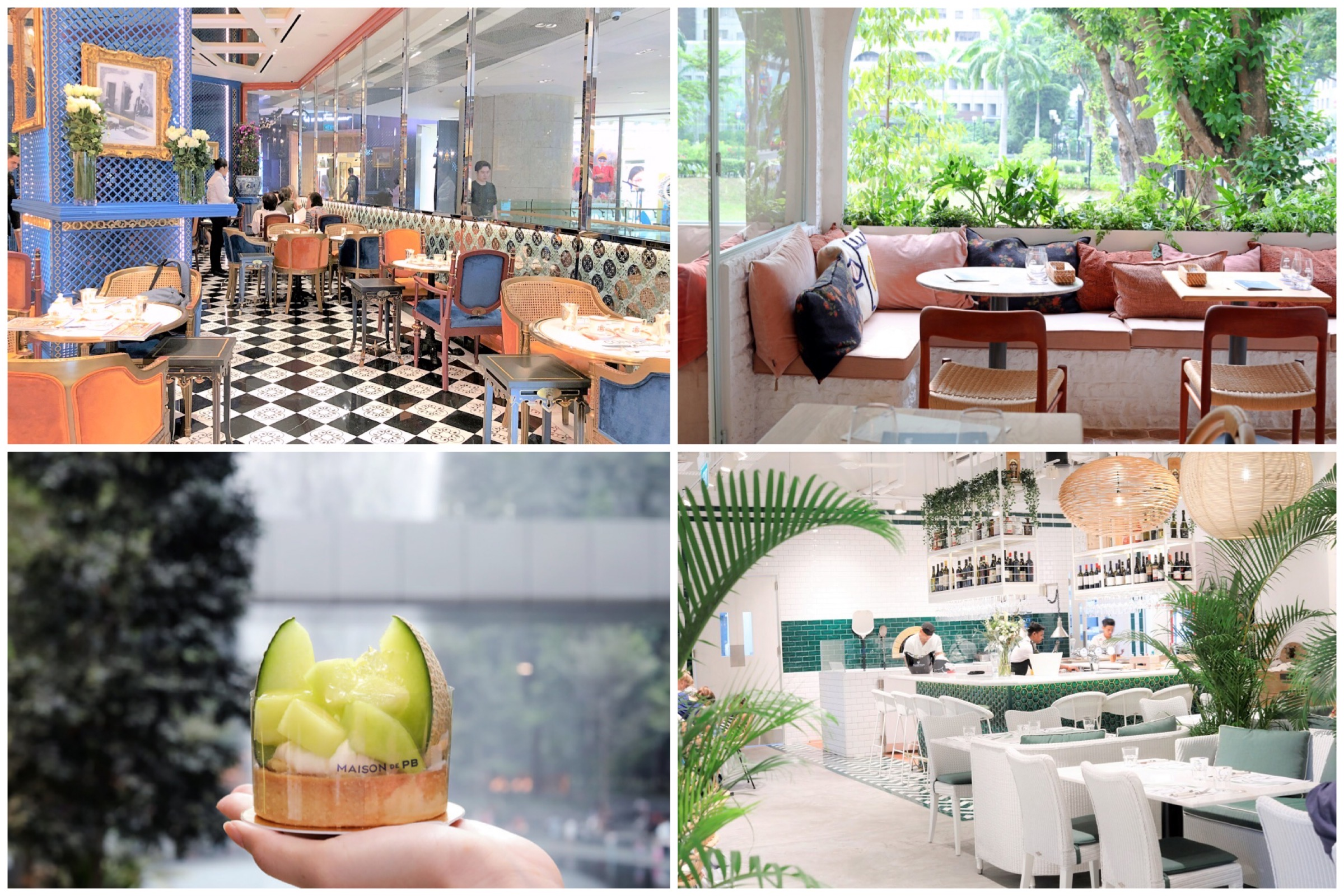 15 Most Instagrammable Cafes In Singapore 2019 Moroccan Coffeehouse Japanese Zen Teahouse At Orchard Bubble Waffle Cafe From Osaka Danielfooddiary Com
