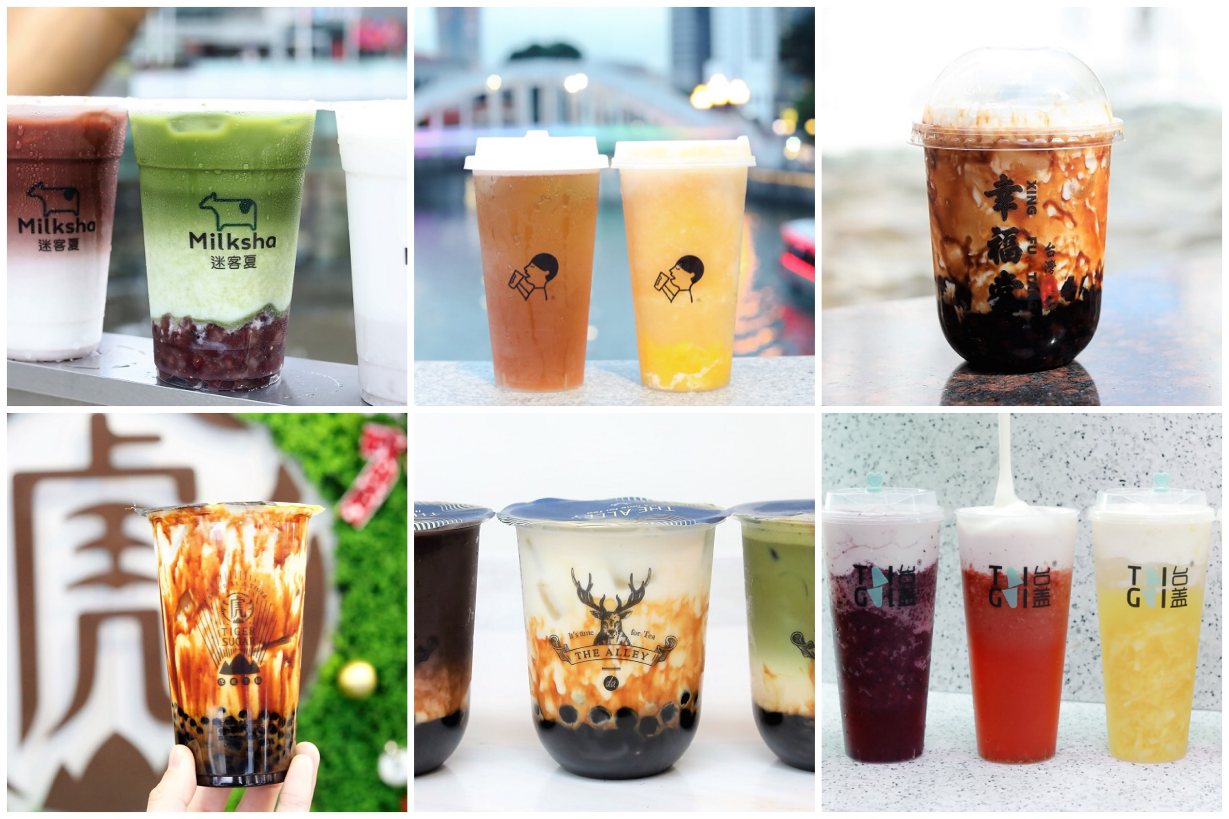 12 Famous Bubble Tea Brands That Have Arrived In Singapore