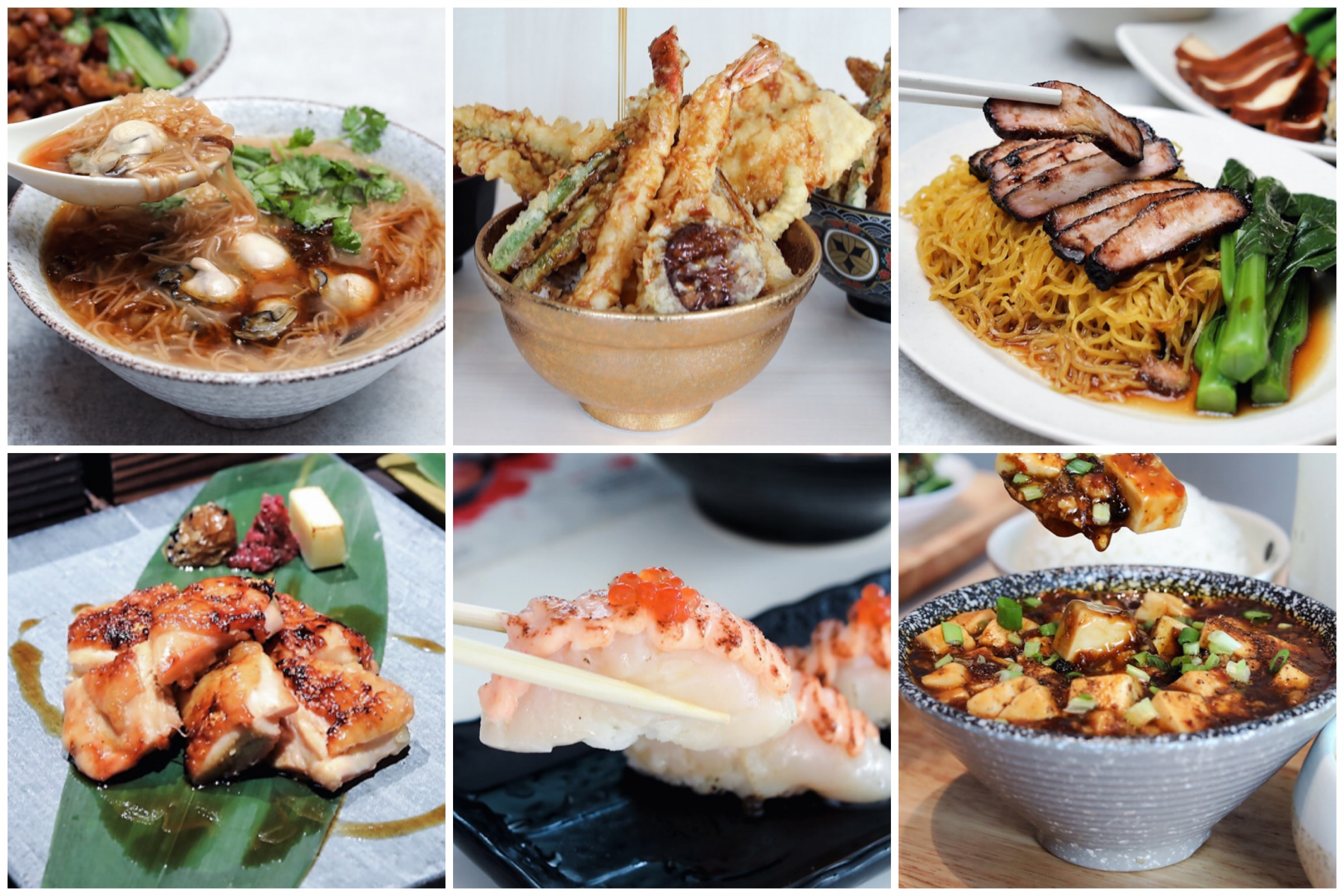 Paya Lebar Square – 10 Restaurants To Try Including Charcoal