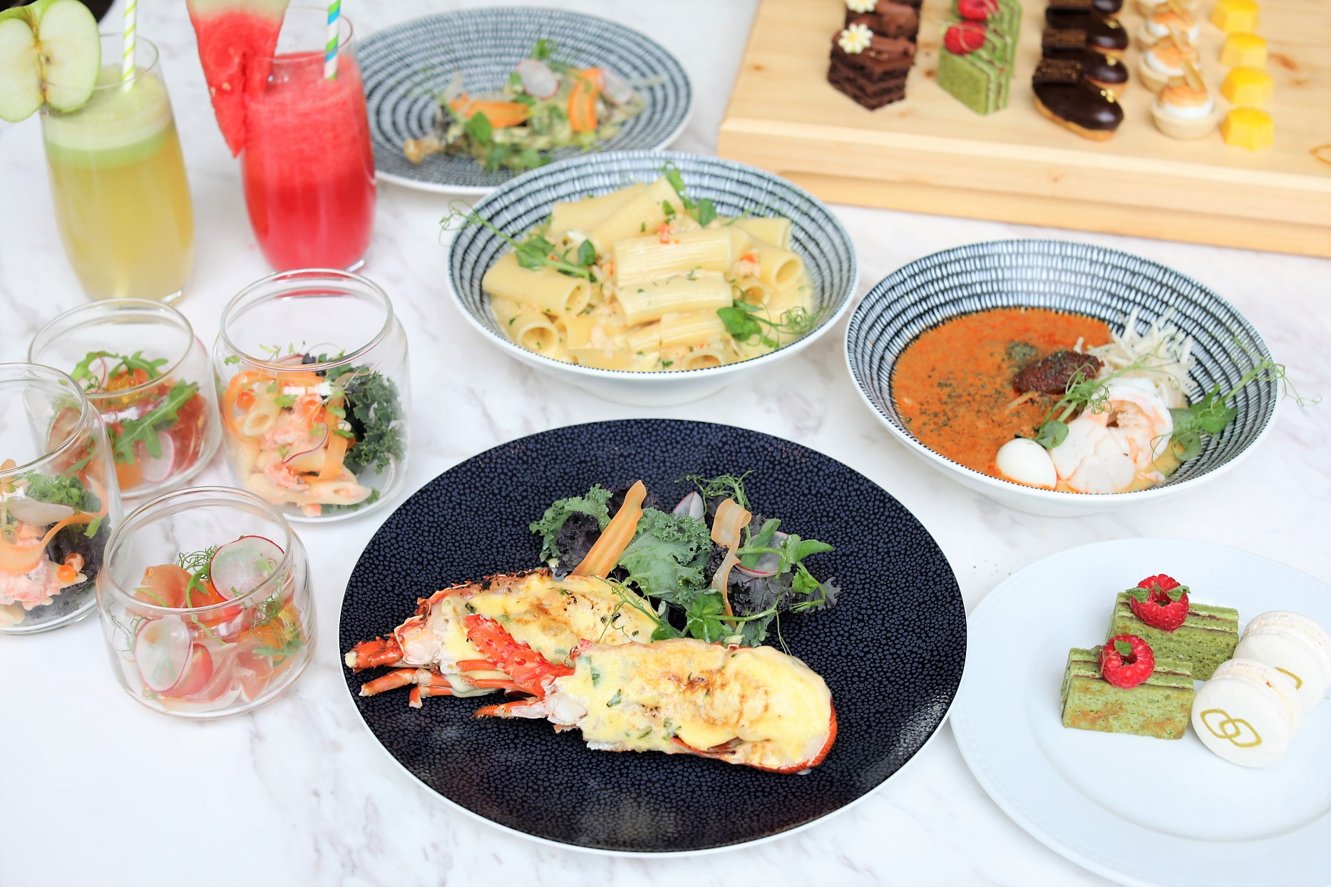 Brilliant 10 Top Lunch Brunch Hotel Buffets In Singapore Some With Interior Design Ideas Tzicisoteloinfo