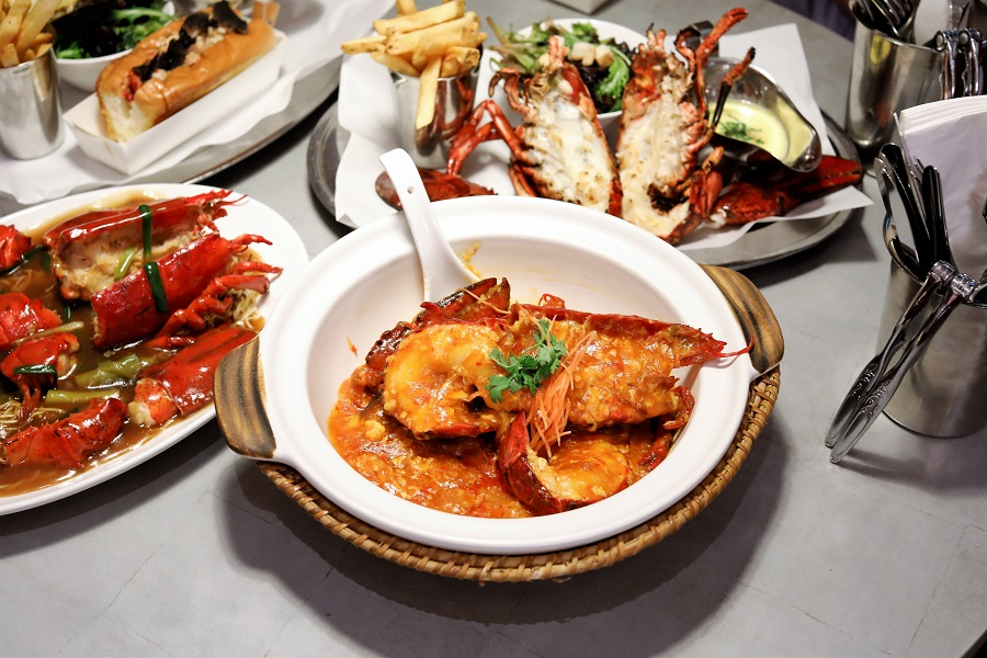 16 Unique Chilli Crab Inspired Food In Singapore From