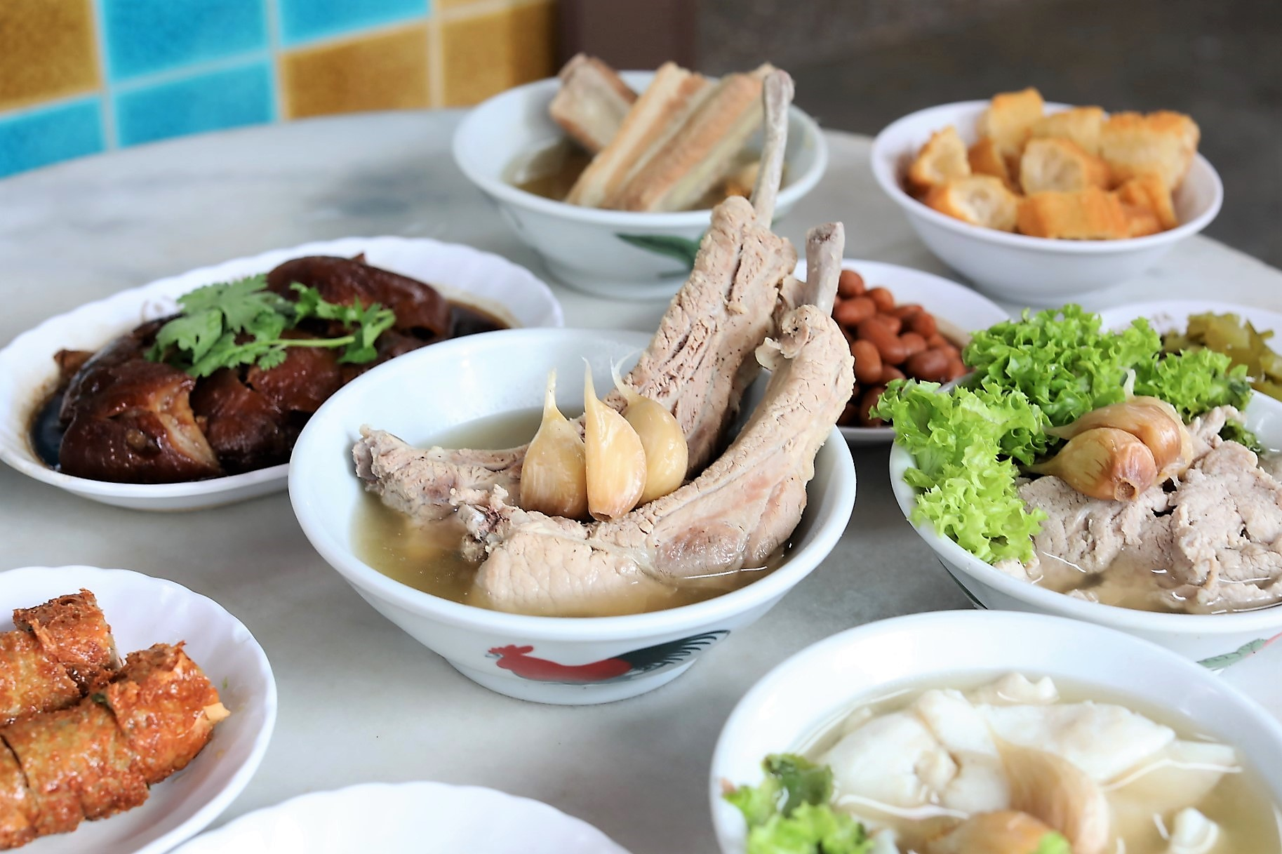 Song Fa Bak Kut Teh Peppery Pork Ribs Soup And Sliced Fish Soup With Michelin Bib Gourmand Danielfooddiary Com