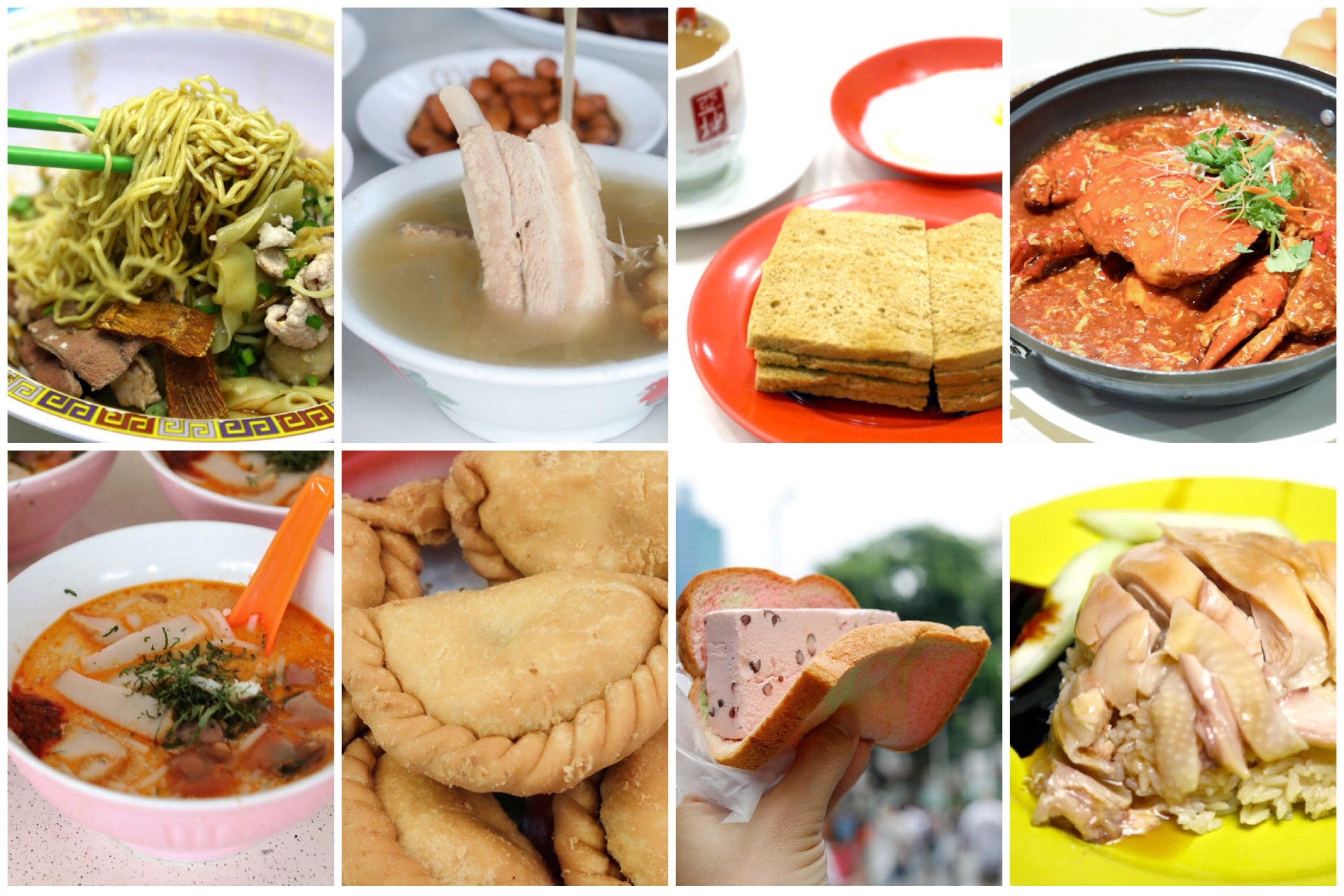 54 Must Eat Famous Singapore Food And Where To Find Them