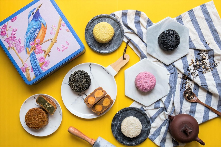 Mooncakes Singapore Guide 2019 – 12 Best Mooncakes Including
