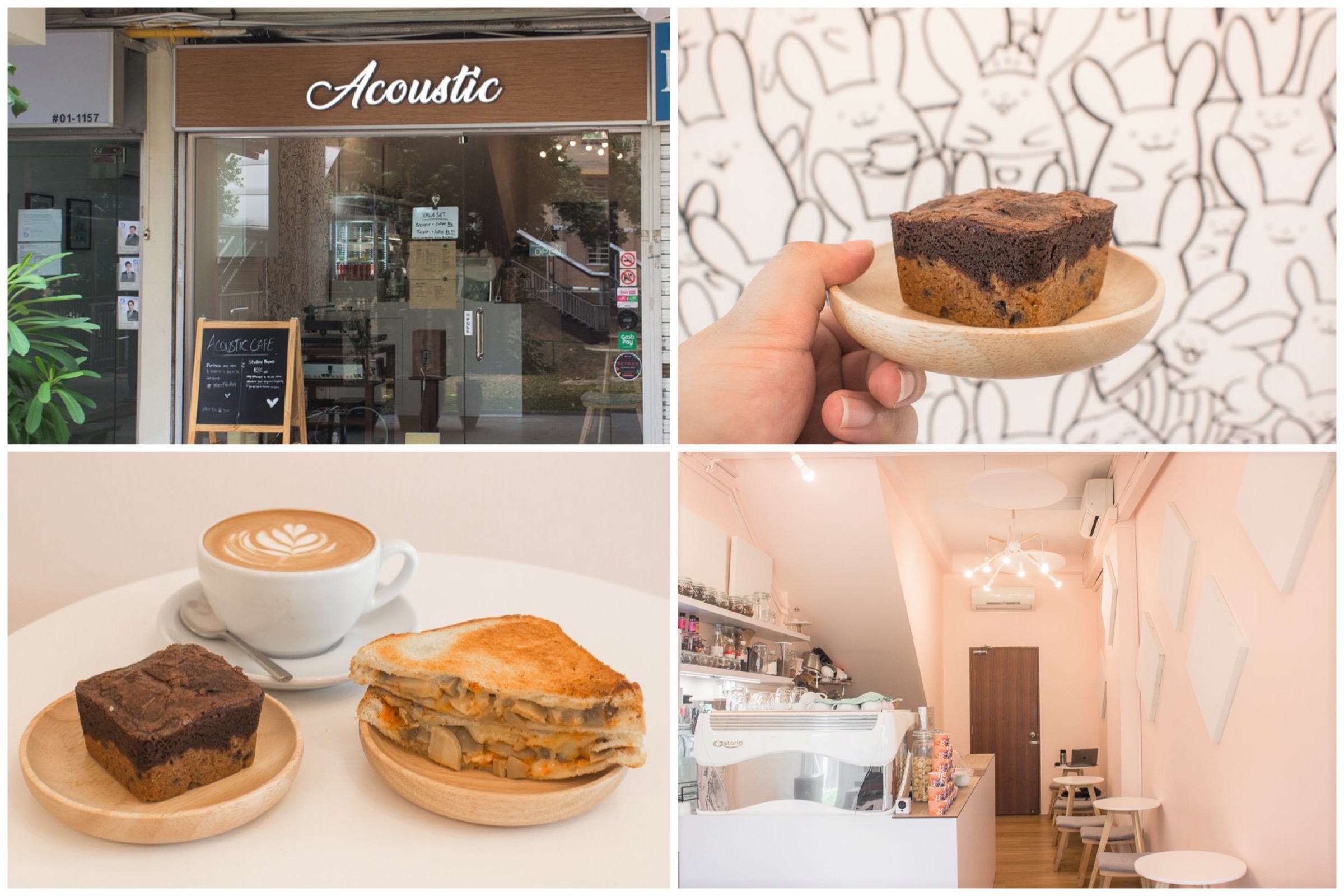 Acoustic Cafe – Music-Centred Café At Ang Mo Kio Selling Brookie ...
