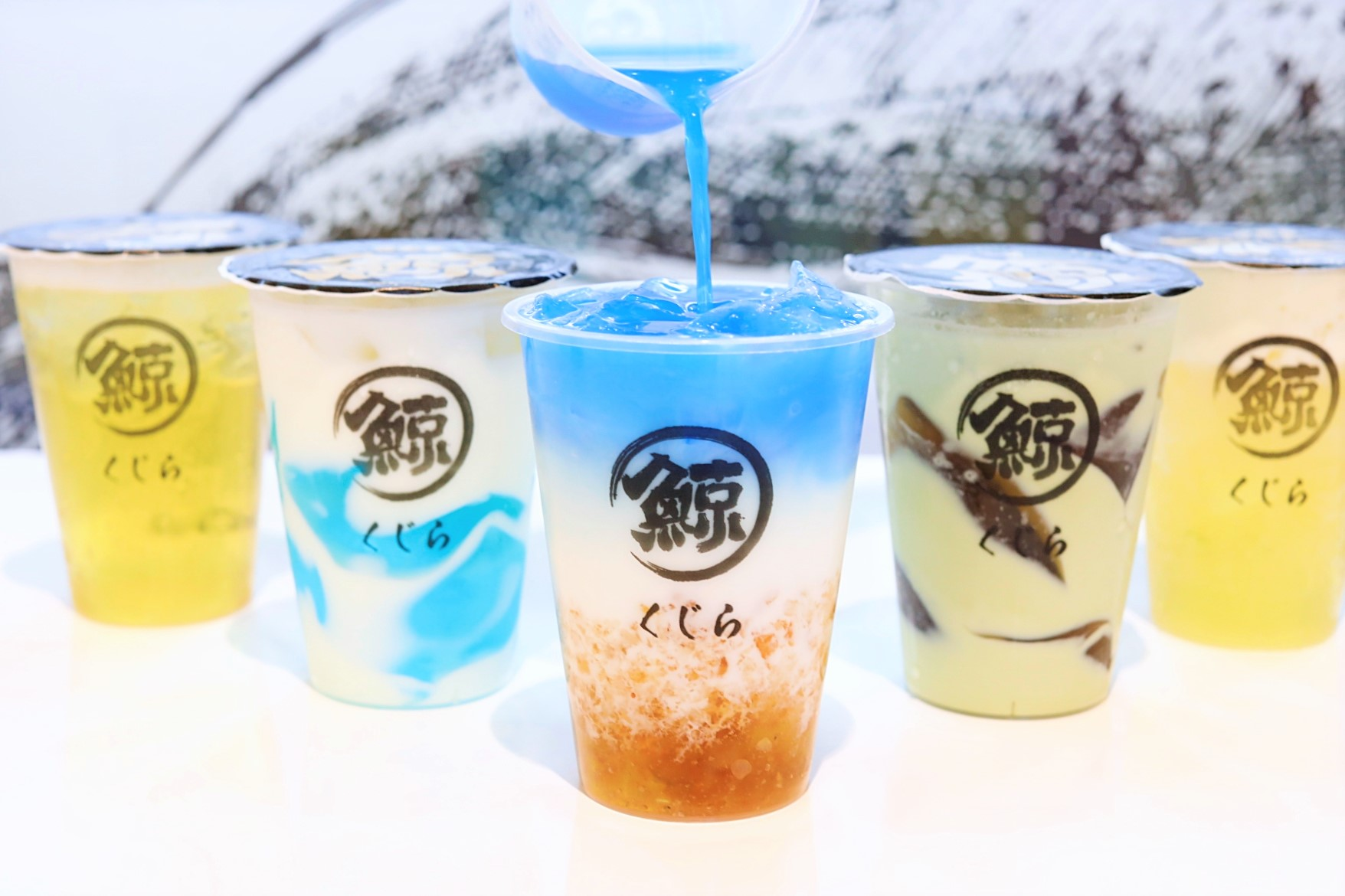 The Whale Tea – Famous Bubble Tea Chain With Sapphire Blue Drinks, With Islandwide Delivery – DanielFoodDiary.com