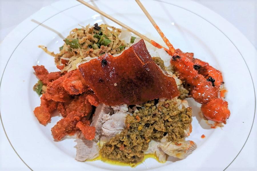 Babi Guling Karya Rebo Bali Best Known For Slow Roasted