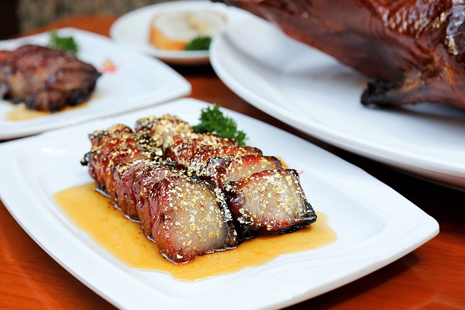 Kam's Roast Chinese New Year Takeaway Special – With Roast Duck, Iberico Char Siu and Crispy Roast Pork. Opened During CNY
