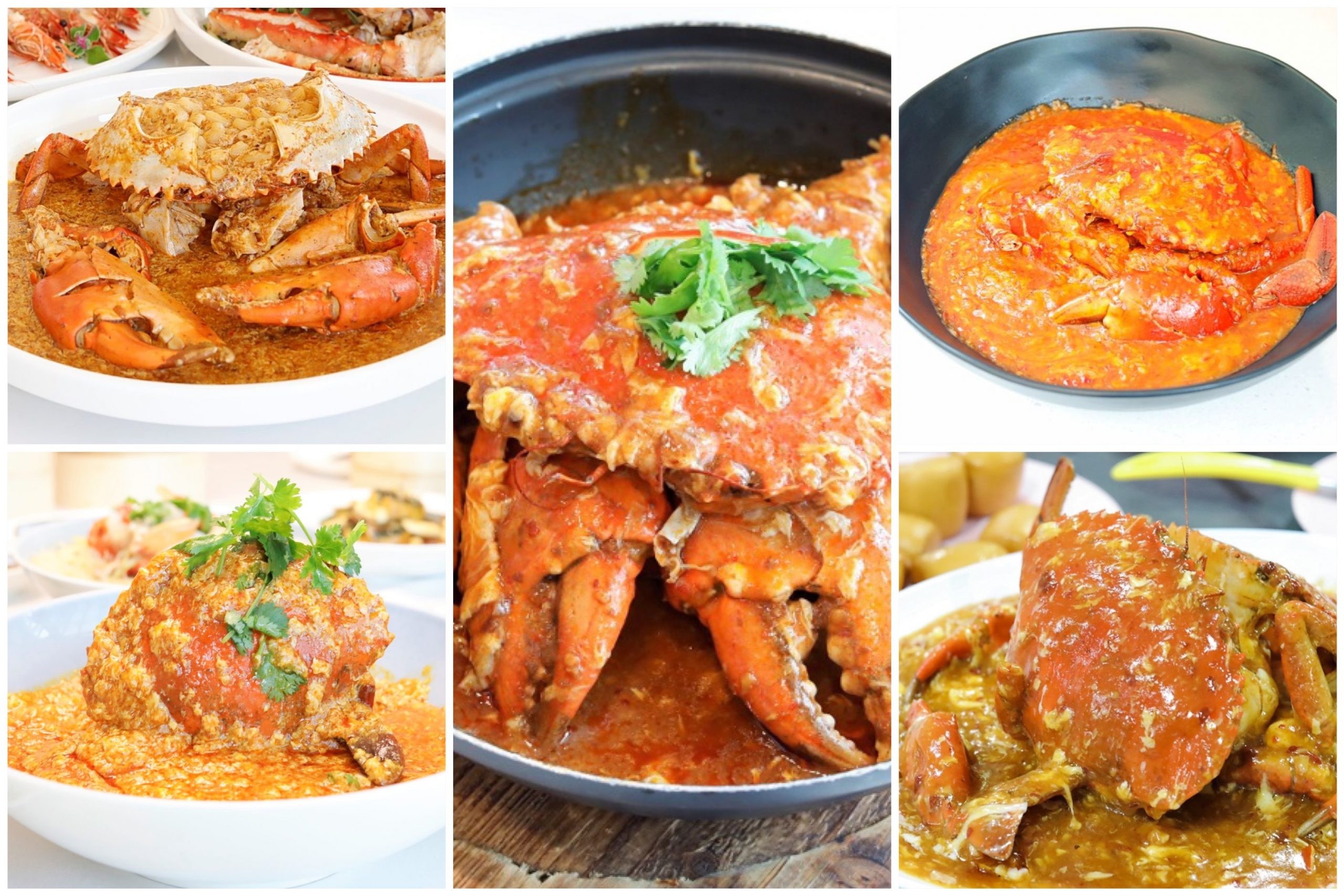 10 Must Try Chilli Crabs In Singapore The Sg National Dish With Sweet Spicy Sauce Best With Mantou Danielfooddiary Com