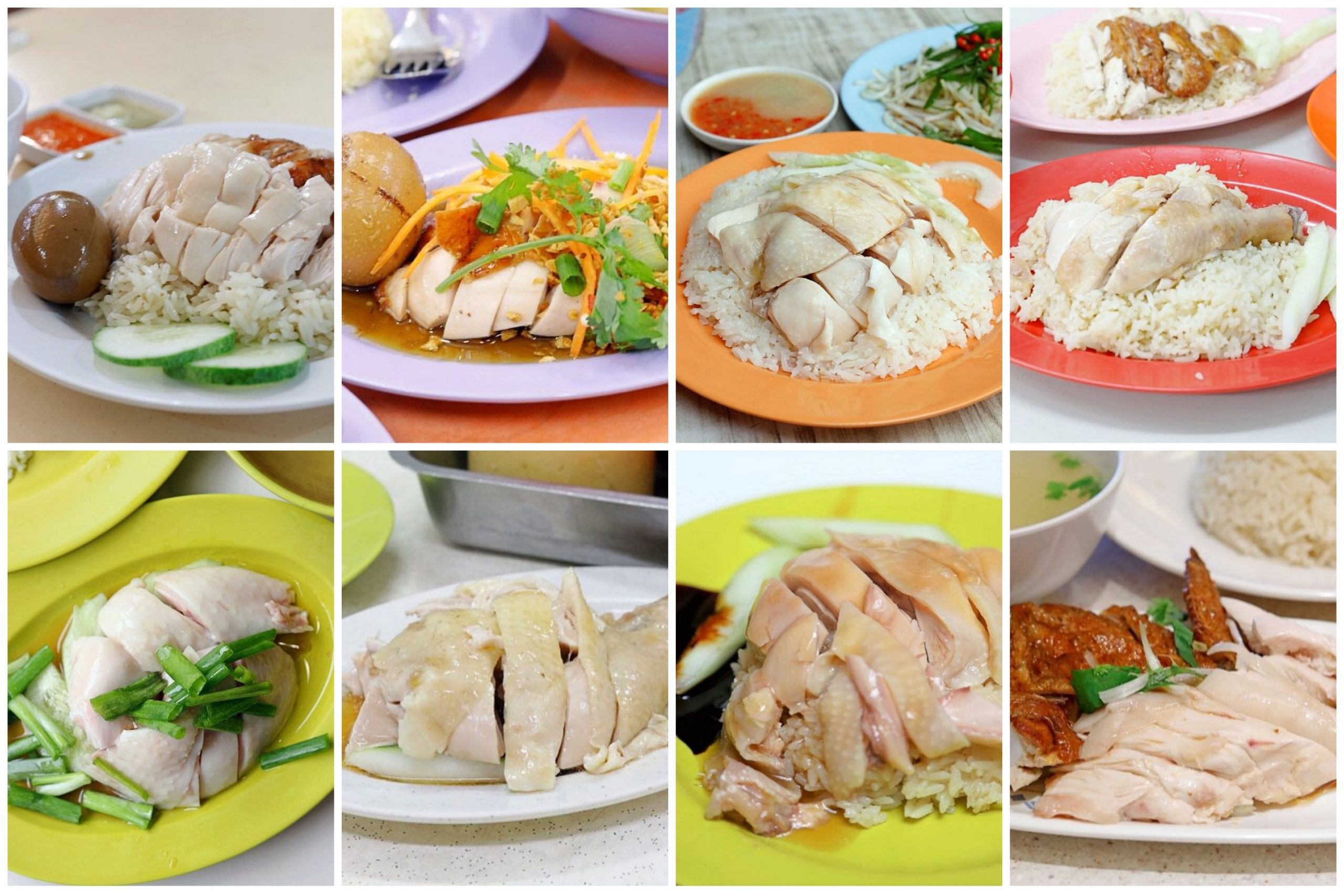 10 Hainanese Chicken Rice In Singapore From Sin Kee Hua Kee Chin Chin To Delicious Boneless Chicken Rice Danielfooddiary Com