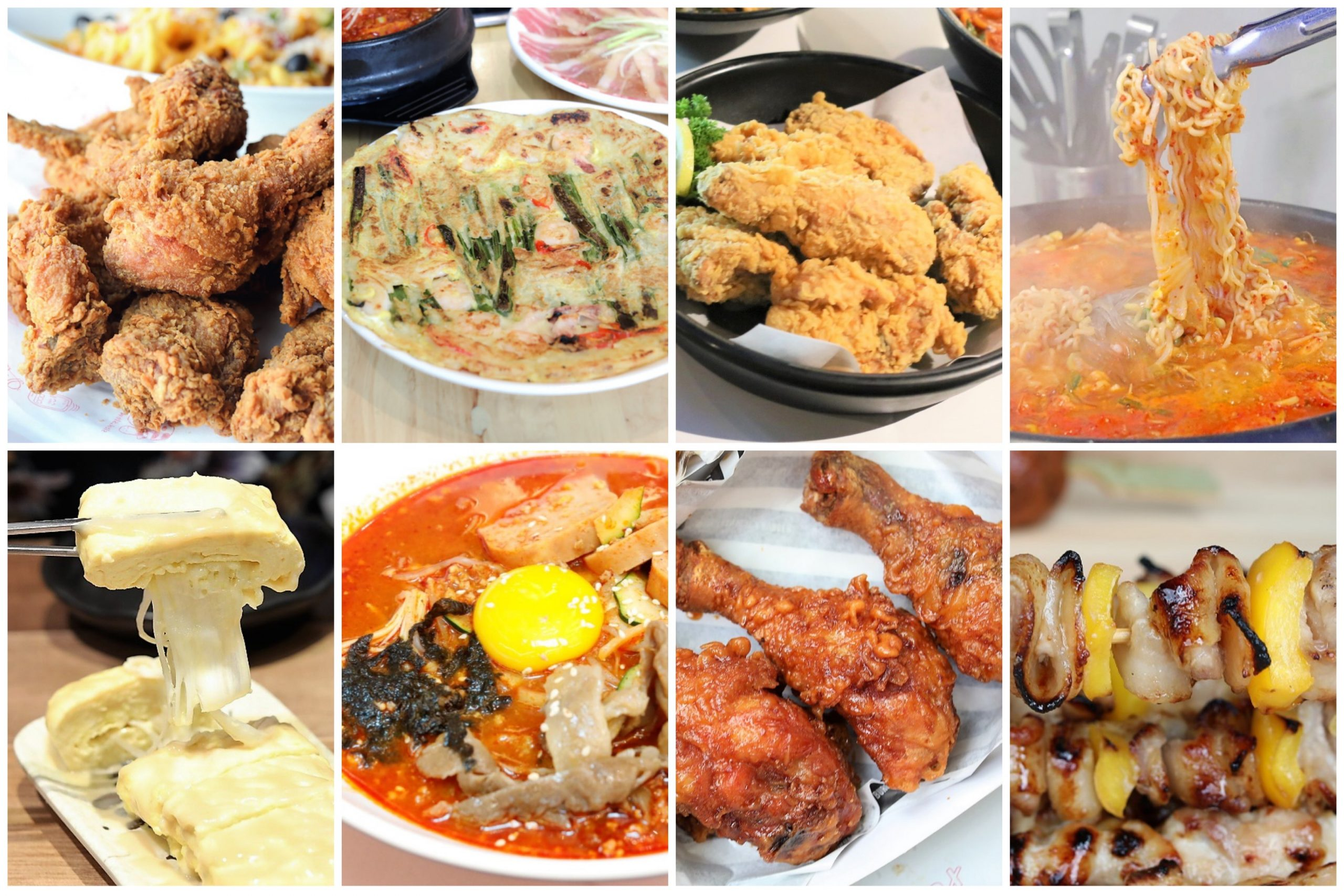 10 Korean Food Deliveries In Singapore Get Korean Fried Chicken Army Stew Ramyeon And More Danielfooddiary Com